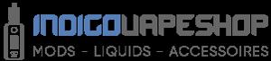 Indigo Vapeshop logo